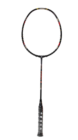 APACS FINAPI 8 BLACK BADMINTON RACKET