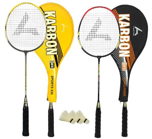 Guru Karbon BR03 COMBO-03 Badminton Racket