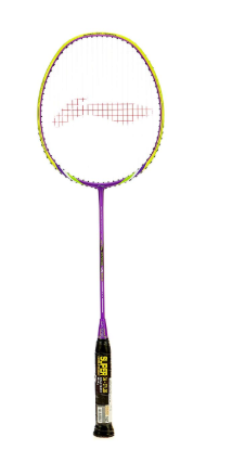 Li- Ning US 950 ultra strong carbon- graphite strung badminton racquet