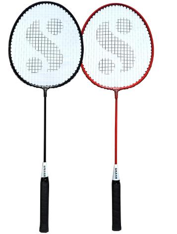 Silver's SIL-SM-Combo-4 Aluminum Badminton Racquet