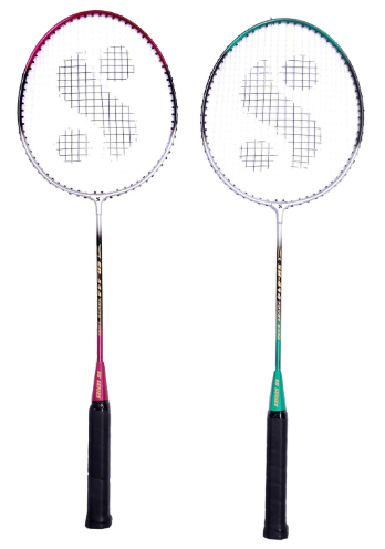 Silver's Sb-414 Gutted Badminton Rackets