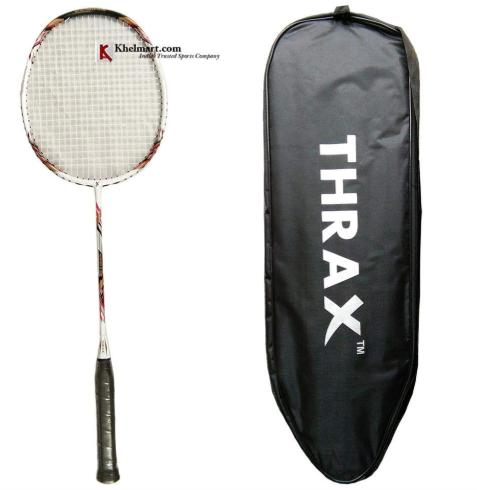 Thrax Rapid Z 105 84Gms Weight 26 Lbs Tension Badminton Racket