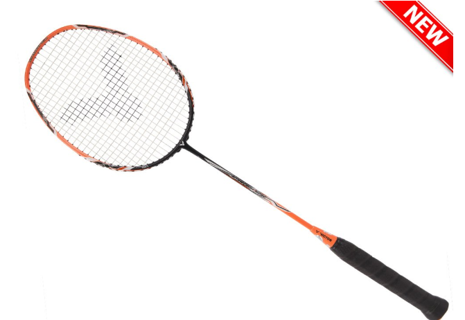 Victor Arrow Power 6000 High Tension Strung Badminton Racket