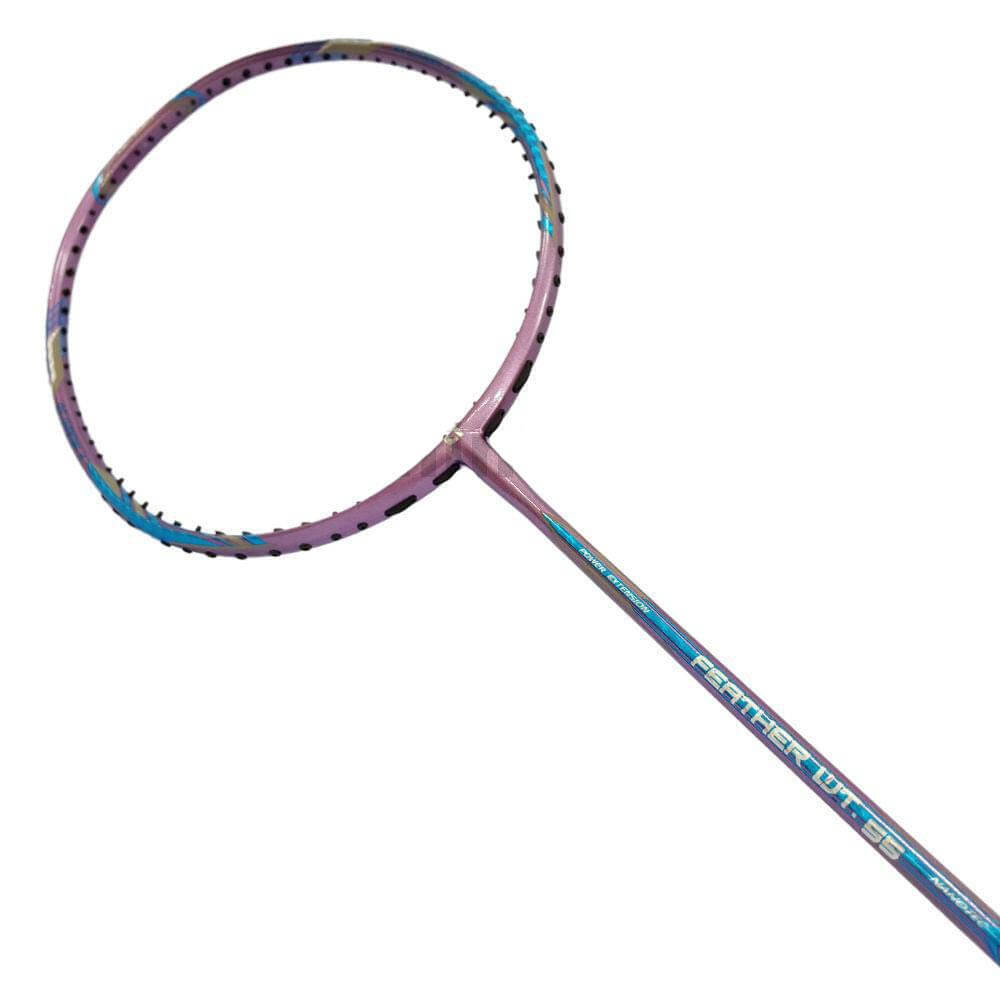 Buy Apacs Feather Weight 55 Badminton Racket (8U) Online at Low Prices in India - Amazon.in