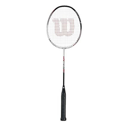 Buy Wilson Bold Badminton Racquet Online at Low Prices in India - Amazon.in