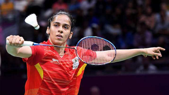 Thailand Open: Saina Nehwal cruises into second round, defeats Kisona Selvaduray in straight sets | Other News – India TV