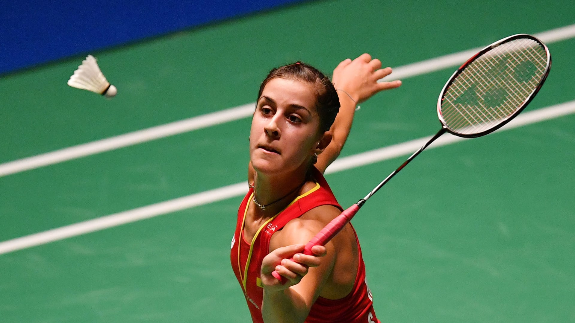 How 2 psychologists, 2 dogs, and 10 hours of rehab a day are helping Carolina Marin back to her best